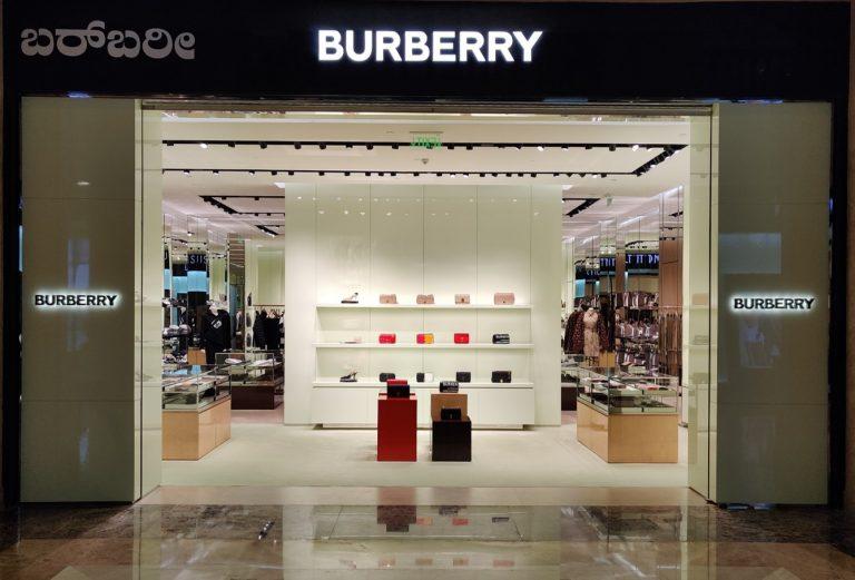 Burberry @ UB City 1