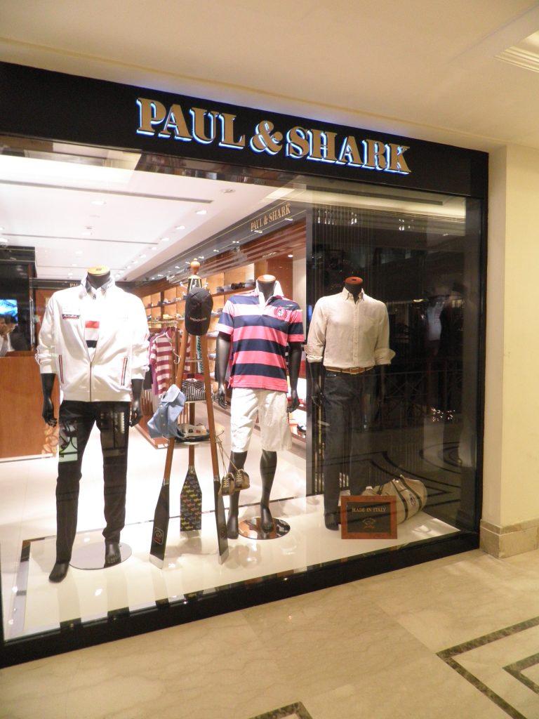 PAUL SHARK
