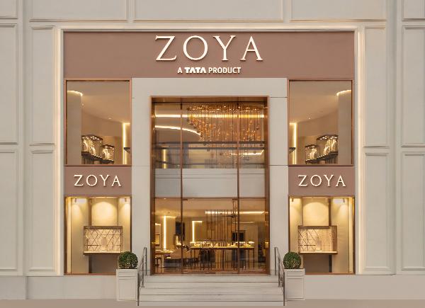 Zoya @ South Ex-2